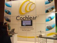 科利耳全球销售13673台人工耳蜗